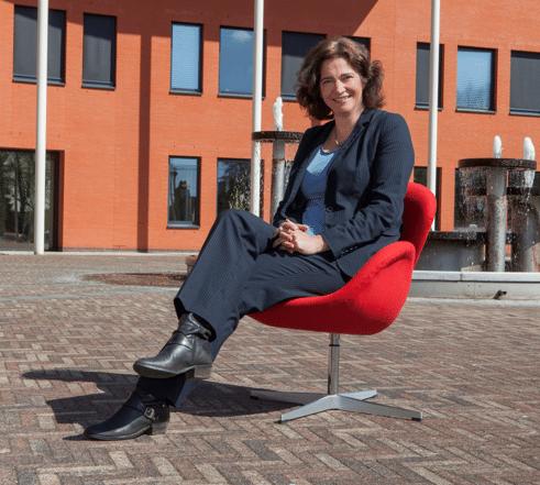 Caroline Jacobs, Gemeentesecretaris Gemeente Halderberge