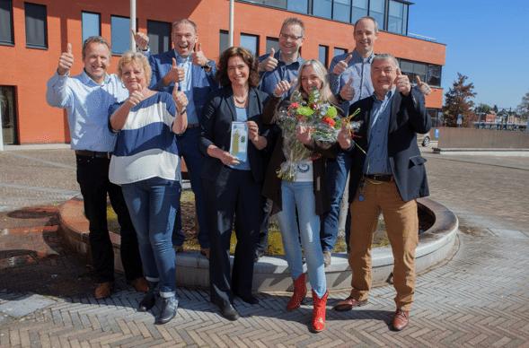 Gemeente Halderberge is een TopWerkgever