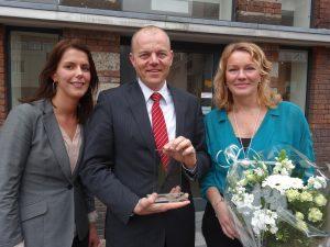 Topwerkgever: ParkeerService wint de Gouden Vuurtoren